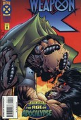 Weapon X #4 cover
