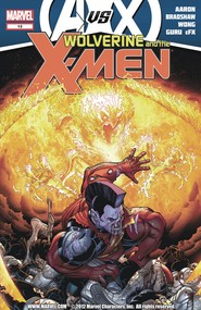 Wolverine & The X-Men #13 cover