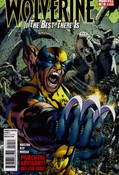 Wolverine: The Best There Is #10 cover