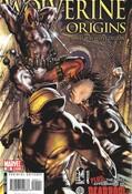 Wolverine: Origins #25 cover
