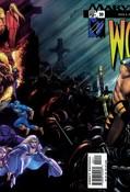 Wolverine v4 #20 cover