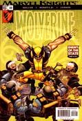 Wolverine v4 #23 cover