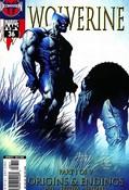 Wolverine v4 #36 cover