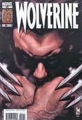 Wolverine v4 #55 cover