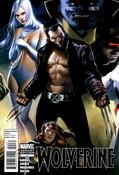 Wolverine v4 #4 cover