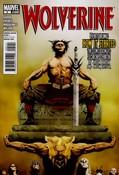Wolverine v4 #5 cover