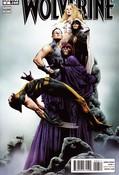Wolverine v4 #6 cover