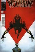Wolverine v4 #8 cover