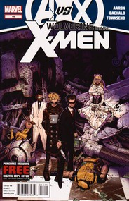 Wolverine & The X-Men #16 cover