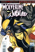 Wolverine and Jubilee #4 cover