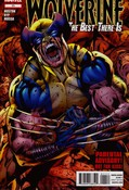 Wolverine: The Best There Is #11 cover
