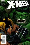 World War Hulk: X-Men #2 cover