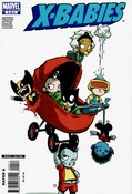 X-Babies #4 cover