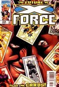 X-Force v1 #87 cover