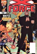 X-Force v1 #88 cover