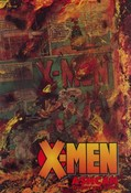 X-Men Ashcan #1 cover