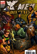 X-Men: Deadly Genesis #6 cover