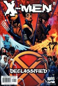 X-Men: Declassified  #1 cover