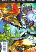 X-Men: Divided We Stand #1