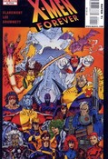 X-Men Forever Alpha #1 cover