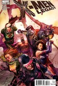 X-Men Legacy #242 cover