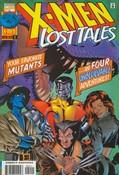 X-Men: Lost Tales #2 cover
