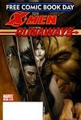 X-Men/Runaways #1 cover