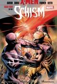 X-Men: Schism #4 cover