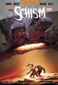 X-Men: Schism #5 cover