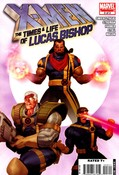 X-Men: The Times & Life of Lucas Bishop #3 cover