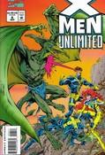 X-Men Unlimited v1 #6 cover