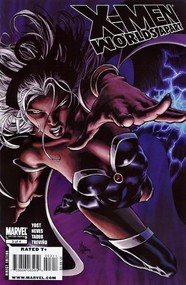 X-Men: Worlds Apart #3 cover