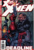 X-Treme X-Men #5 cover