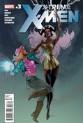 X-Treme X-Men v2 #3 cover