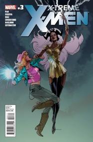 X-Treme X-Men v2 #3 cover