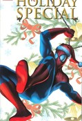 Marvel Holiday Special #1 cover