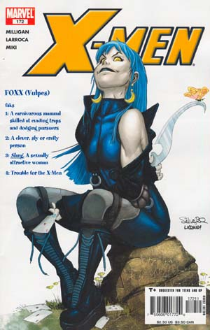 X Men Bizarre Love Triangle 31