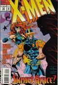 X-Men v1 #35 cover