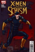 X-Men: Prelude to Schism #3 cover
