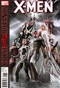 X-Men v2 #1 cover