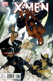 X-Men v2 #7 cover