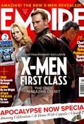 Empire Magazine #0 cover