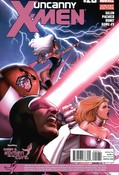 Uncanny X-Men #20 David Marquez, Breast Cancer Awareness variant