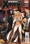 Uncanny X-Men v2 #1