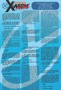 Uncanny X-Men #13 letterpages