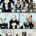 Emma Frost featured in Uncanny X-Men Special #1