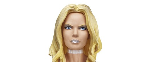 Emma Frost action figure