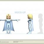 emma frost super hero squad online