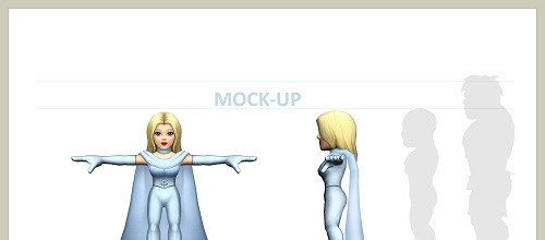 emma frost super hero squad online
