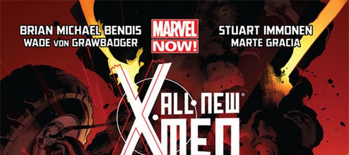 All-New X-Men #3 preview cover